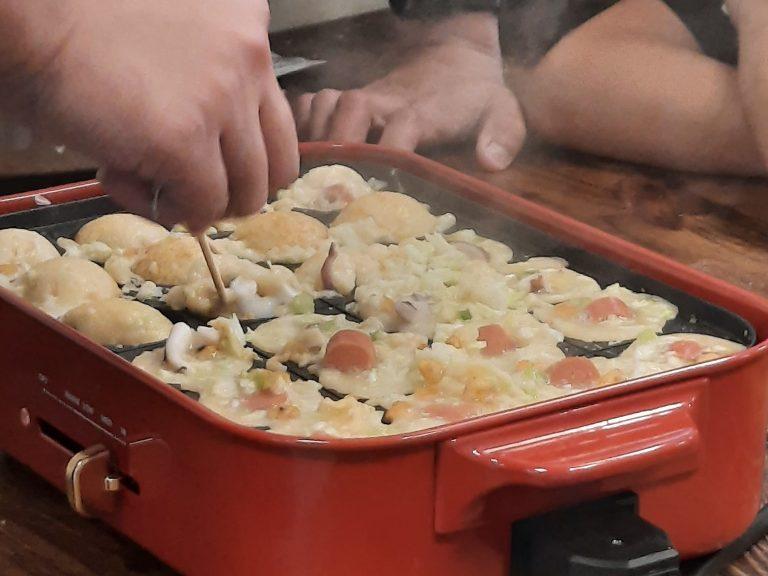 小草廚房-章魚燒 | 小草現場